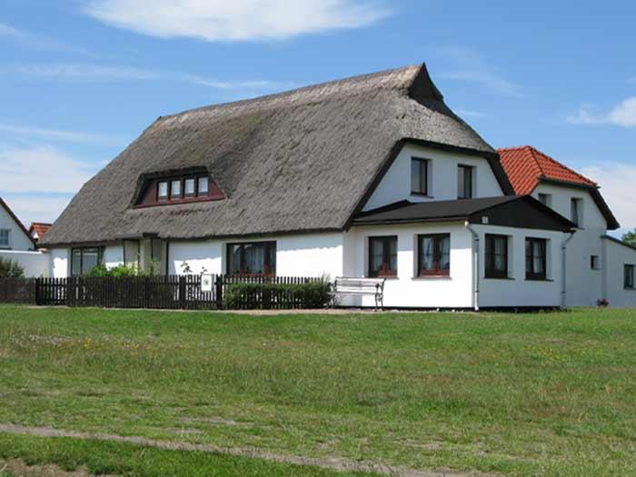 Ferienwohnung Schluck Neuendorf auf Hiddensee